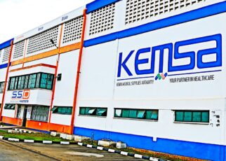 KEMSA offices