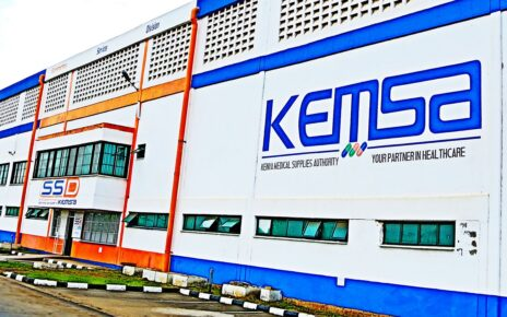 KEMSA offices
